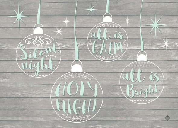 Holy Night Ornaments