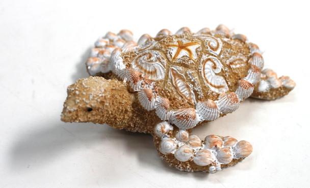Small Resin Sea Turtle