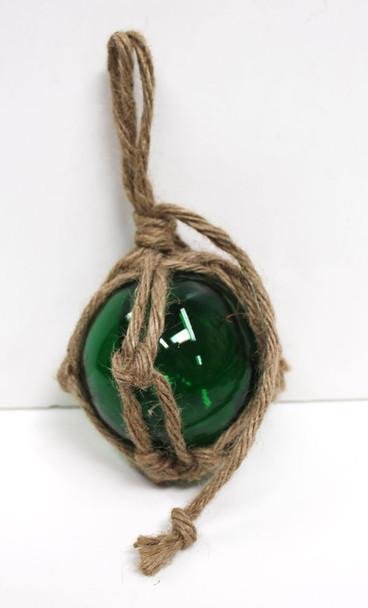 "Green Glass Float 3"""
