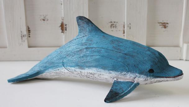 Wood Look Dolphin