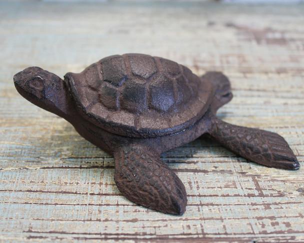 Iron Turtle Key Box