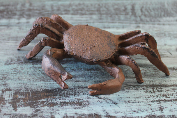 Small Iron Crab Figure