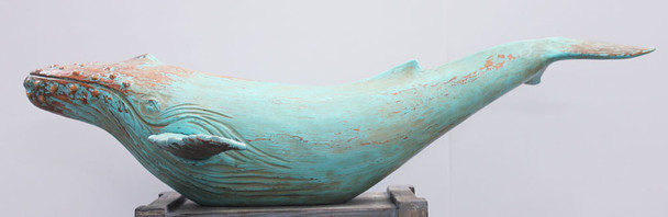 Large Humpback Whale Figure