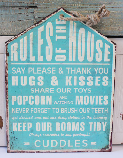 Rules of the House