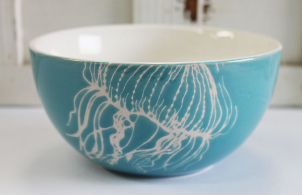 Ceramic Jellyfish Bowl