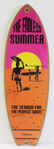 Endless Summer Surfboard Sign