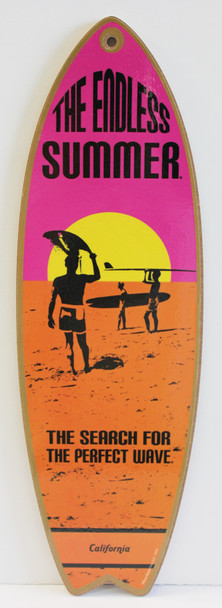 Endless Summer Surfboard Sign