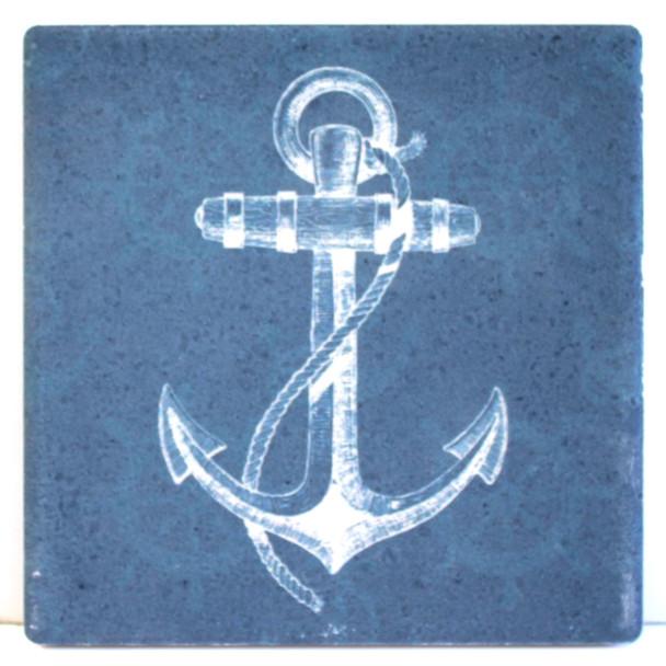 Blue Anchor Coaster