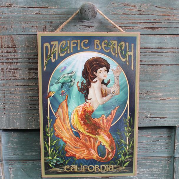 Pacific Beach Mermaid