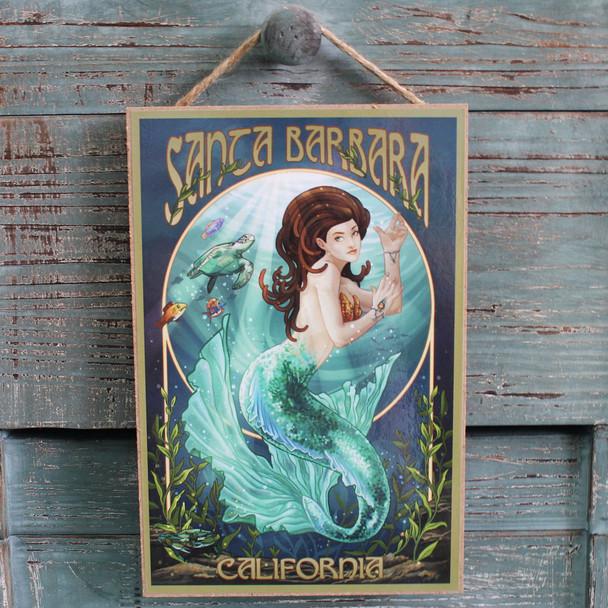 Blue Mermaid - Santa Barbara, CA