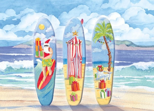 Holiday Surfboards Cards