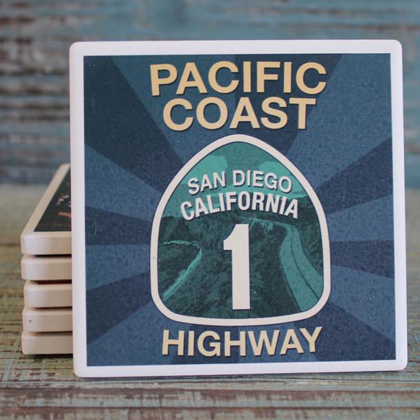 San Diego PCH Coaster