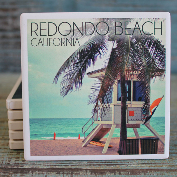 Redondo Beach Lifeguard Shack