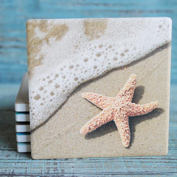 Sugar Starfish at the Beach Coaster