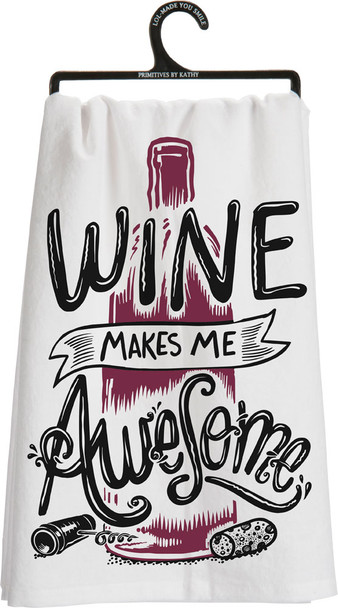 Wine Makes Me Awesome!