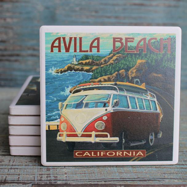 Avila Beach VW Cruise Coaster
