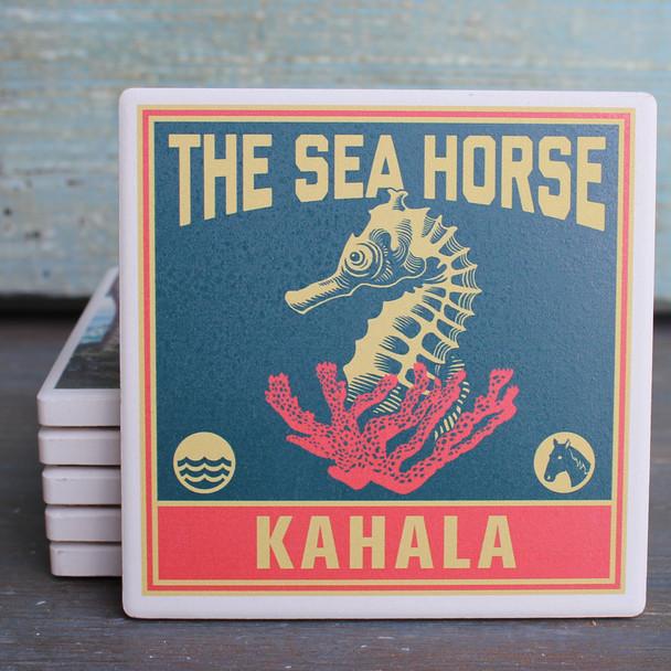 Kahala The Sea Horse coaster