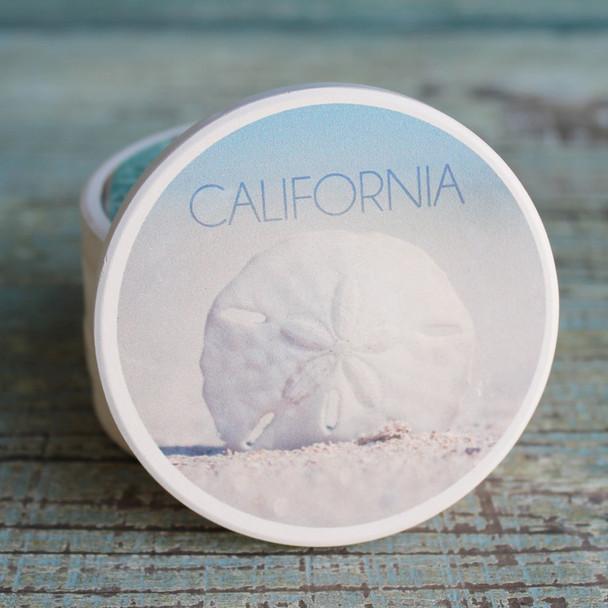 California Sand Dollar car coaster