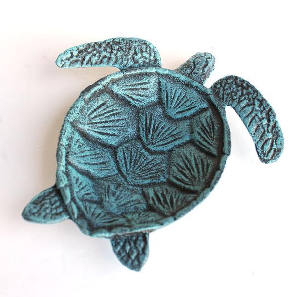 Blue Sea Turtle Bowl