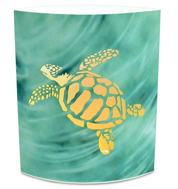 Sea Turtle LED Lantern