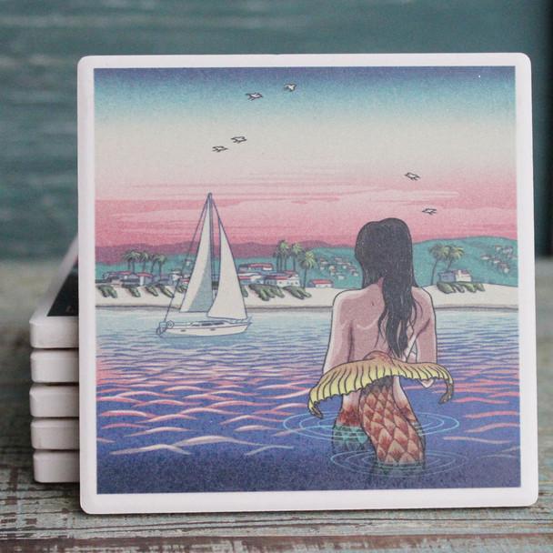Coastal Mermaid