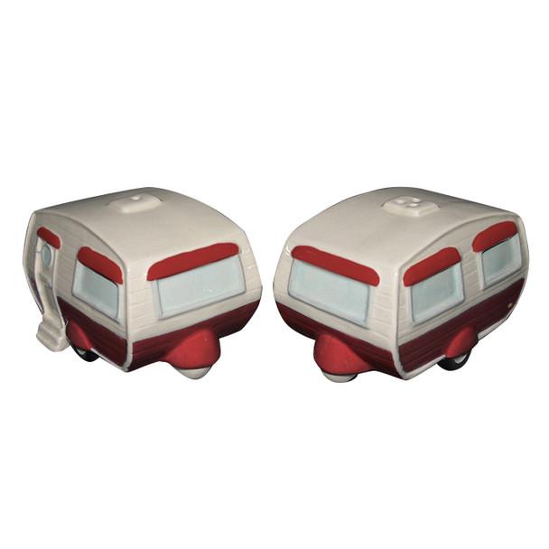 Camper Salt & Pepper Shakers