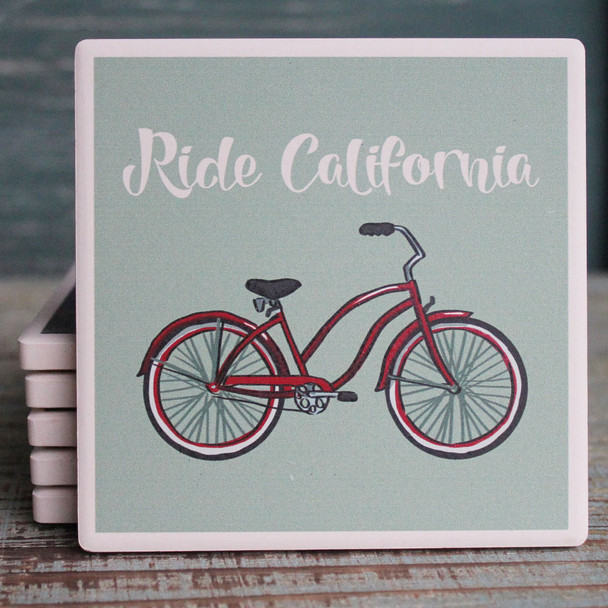 Ride California Bicycle Coaster