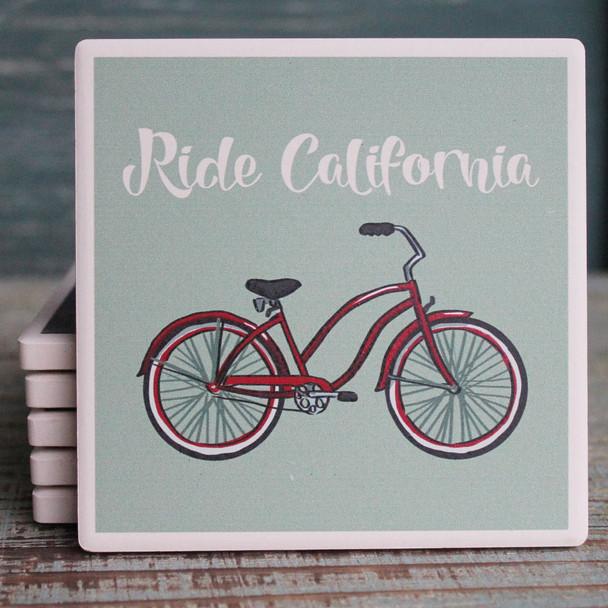 Ride California Bicycle Coaster