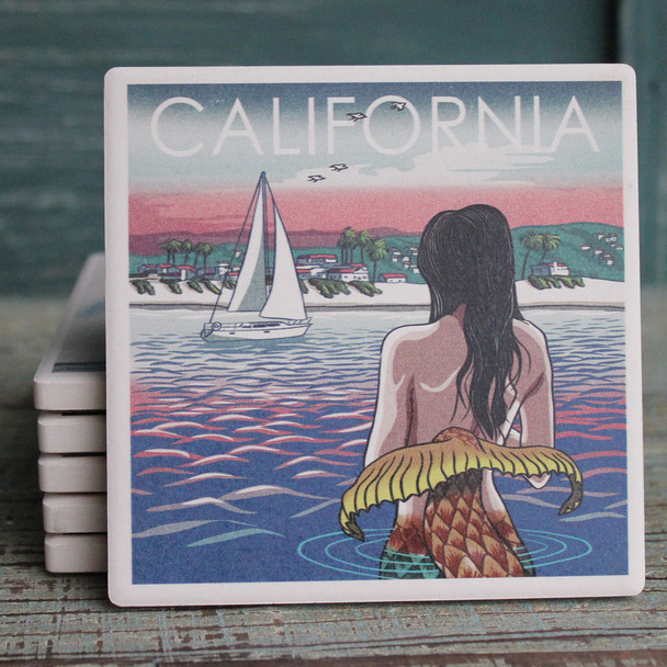 Mermaid Coast California Coaster