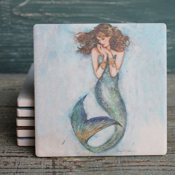 Magic Mermaid Coasters