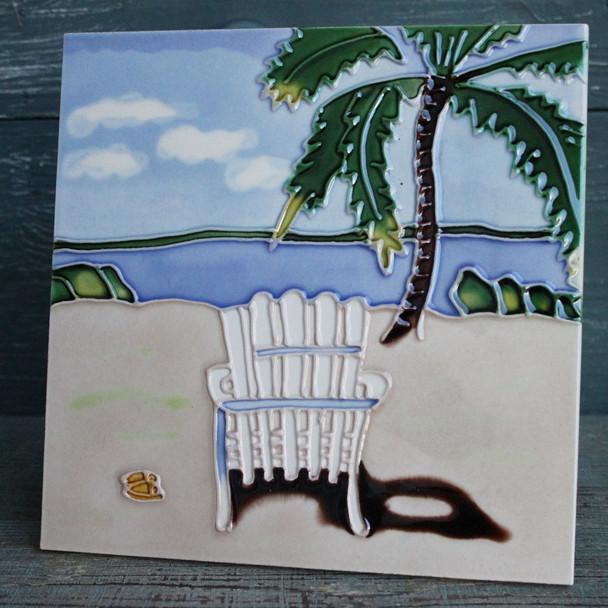 Beach Chair Tile