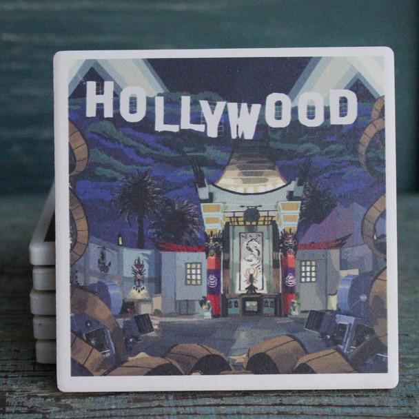Hollywood Scenes - LA Coaster