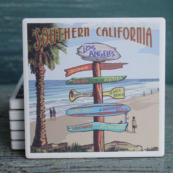Los Angeles Destination Signs