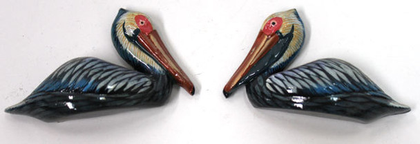 Sitting Pelican Magnets