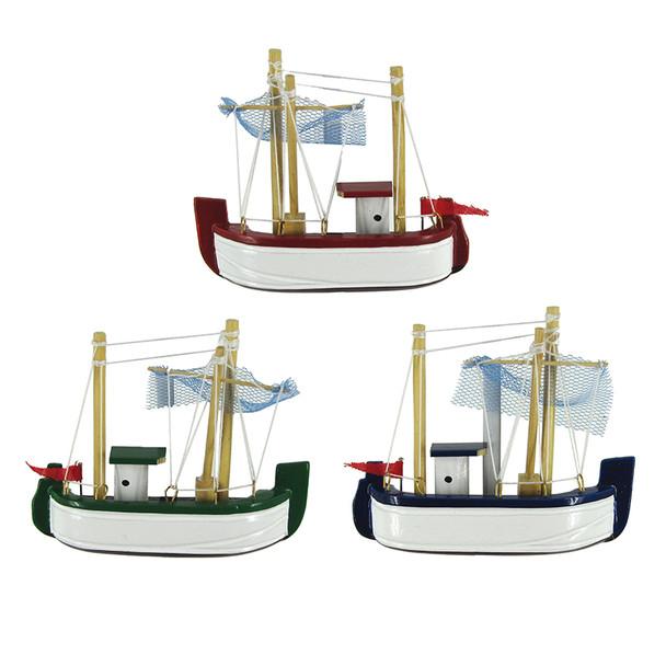 Shrimp Boat Magnets
