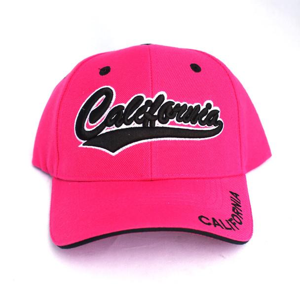 Hot Pink California Hat
