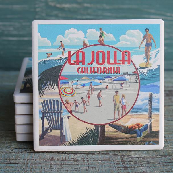 La Jolla Montage Coaster