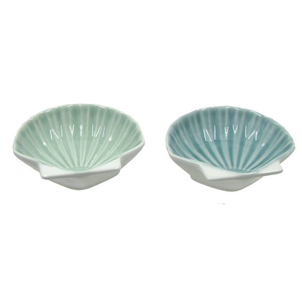 Scallop Shell Bowls