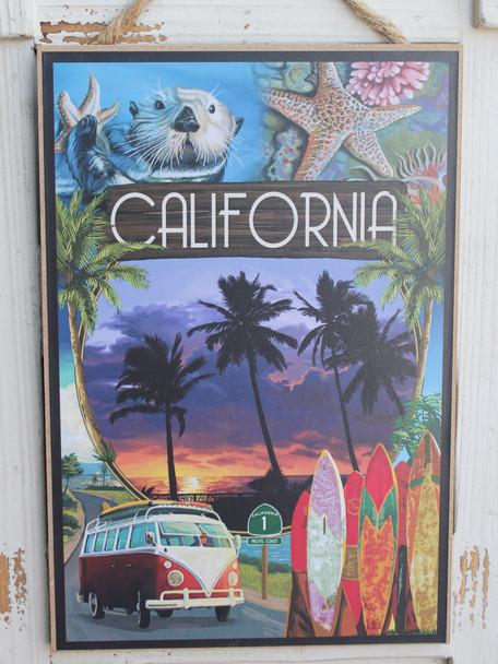 Northern California Montage
