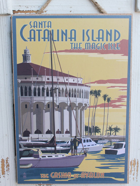 Casino & Marina at Catalina Island