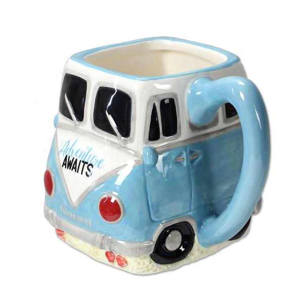Surfin' Wagon Coffee Mug