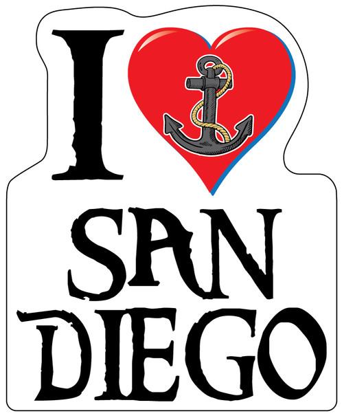 I Heart San Diego