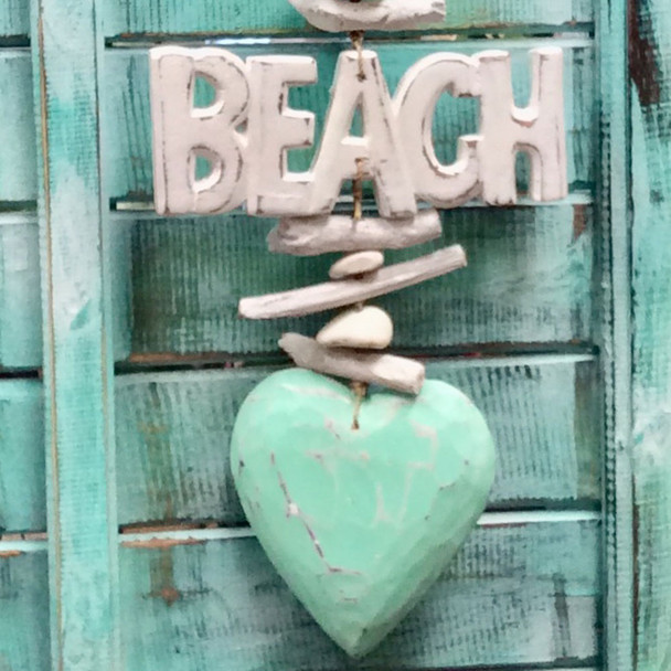 Beach Heart Strand