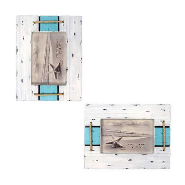 Wood Slat Frame