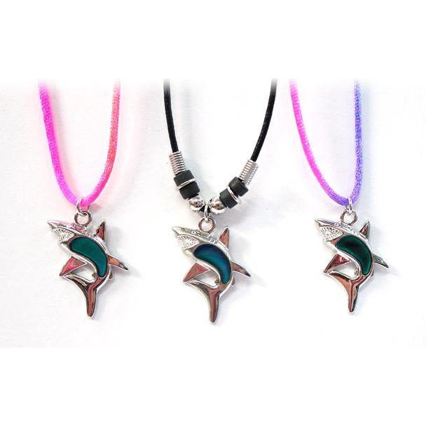 Shark Mood Necklace
