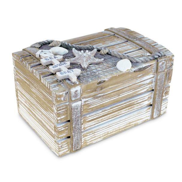 Medium Baja Jewelry Box