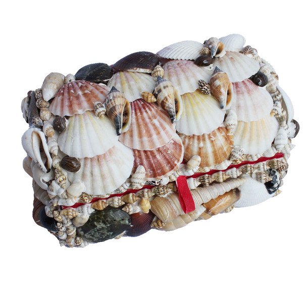 Large Color Shell Chest