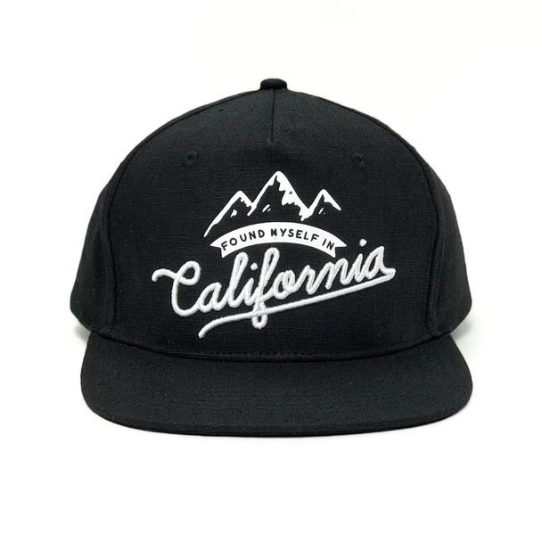 Found Myself California Black Hat