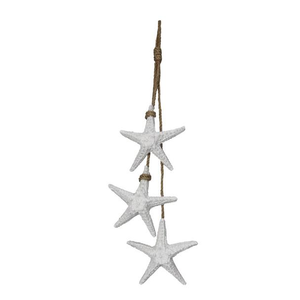 Resin Hanging Starfish