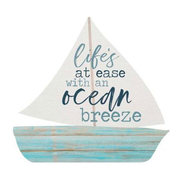 Life's at Ease Sailboat
